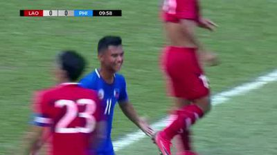 Five goals and injury-time winner as Laos U23 win 2020 Olympics qualifying game