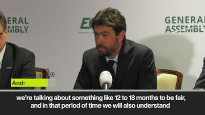 Agnelli wants to make 'UCL the most valuable competition in the world'