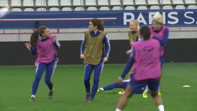 Chelsea 'confident' ahead of their 2nd leg UCL Women's quarter-final against PSG