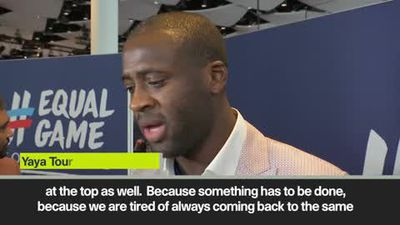 'Walk off pitch if racially abused' - Yaya Toure