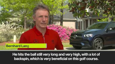 'Wood and McIlroy in form' - Langer on US Masters