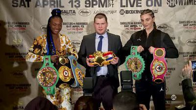 Biggest women's boxing match preview - Shields vs Hammer