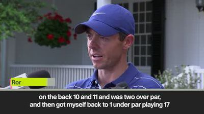 'Too many mistakes' McIlroy dissapointed after Round 1 of The Masters