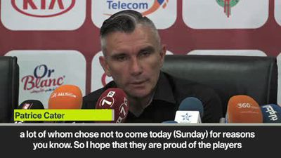 'An honour for Moroccan football' - Cateron on Casablanca derby