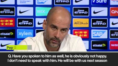'He's happy, we are happy' Guardiola on Mahrez, despite rumours