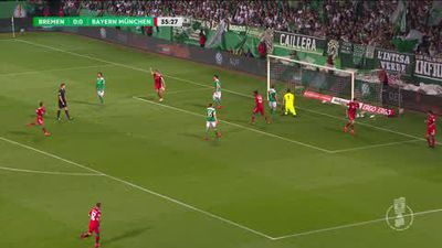 Lewandowski penalty helps Bayern bt Werder 3-2 to reach DFB-Pokal final