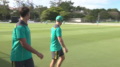 "Langer - ""No tension"" after the return of Smith and Warner"