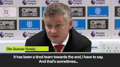 'They are not letting me down' - Solskjaer after Man United fail to win against Huddersfield