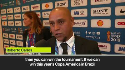 "Carlos urges Brazil to win Copa America as ""perfect preparation for the 2022 World Cup"""