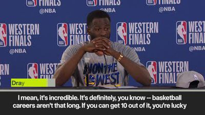 'I hope it doesn't go unnoticed' Kerr after Wariors make 5th straight NBA Finals