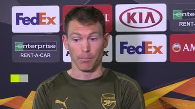 'Europa League important for Arsenal's history and Champions League' says Lichtsteiner