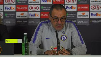 'I think he will be able to play in the final' Sarri update on Kante