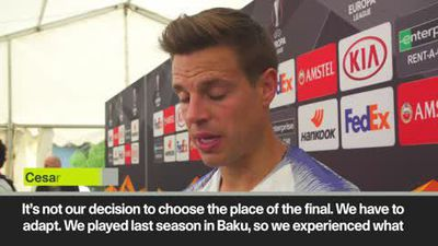 'It's a pity' Azpilicueta wants more tickets for Chelsea fans at Final