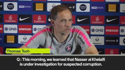 'I trust him' says Tuchel over PSG chairman corruption claims