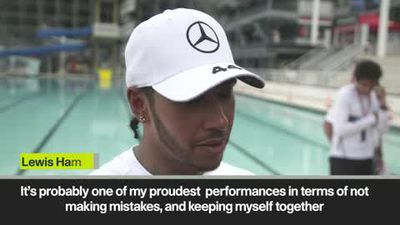 Victorious Hamilton pays tribute to Lauda after Monaco Grand Prix