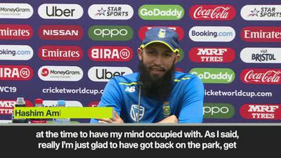 Hashim Amla happy to be included after World Cup selection concerns