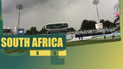 South Africa Cricket World Cup team profile
