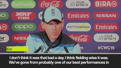 We were not that bad claims defeated England captain
