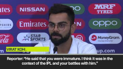 Kohli ignores Rabada criticism before World Cup clash v South Africa