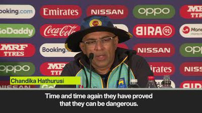 'We needed that badly' - Sri Lanka coach after win over Afghanistan