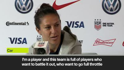 Warm-hearted USA goalkeeper explains why she comforted Thailand 'keeper after 13-0 thrashing