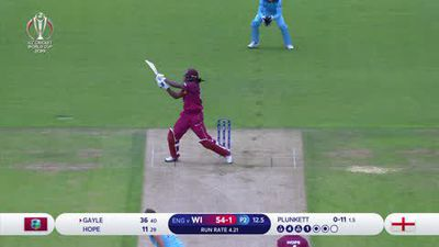 Root's second century at Cricket World Cup helps England thrash Windies