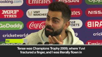 Comical Virat Kohli reveals his funniest and most tense moments in cricket ahead of Pakistan clash