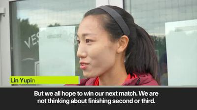 """We want to beat Spain"" say China, despite prospect of USA in last 16"