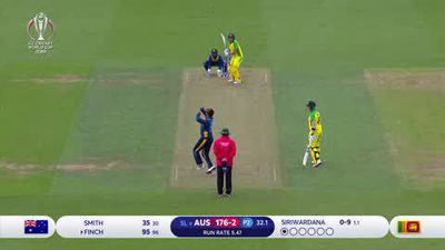 Finch batting masterclass and Starc's wicket-haul ensures Australia win