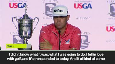 'I'm pretty good' New US Open champion Gary Woodland