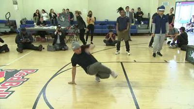 'Breakdancing in the Olympics would be huge'