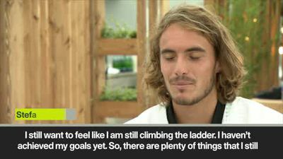 'My life is basically a bullet' Tsitsipas ahead of Queens