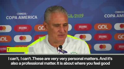 'Play where you can be happy' – Tite on Neymar leaving PSG