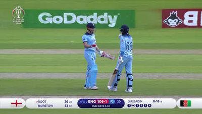 England beat Afghanistan by 150 runs whilst Morgan makes new world record