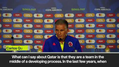 'We are going to be ready to play against Qatar' Carlos Queiroz