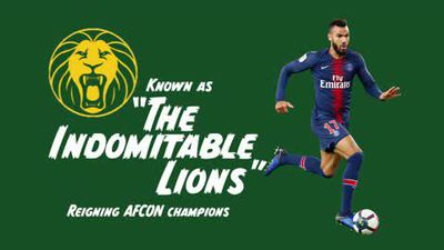 Cameroon AFCON team profile