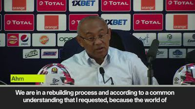 'I was taken in for questioning, not arrested' claims CAF president Ahmad Ahmad
