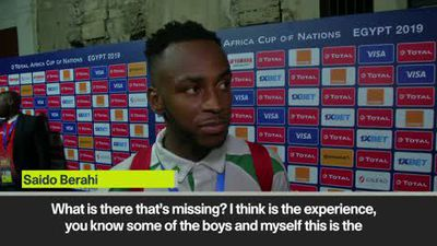 Berahino - Burundi caused top Nigeria side problems on AFCON debut