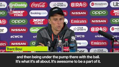 'Proud Kiwis will be diving into poached eggs' - NZ match-winner Boult