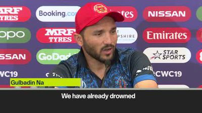 Afghanistan captain uses popular Urdu phrase in middle of pashto answer