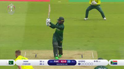 South Africa crash out of the World Cup after Pakistan record a 49-run win