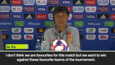 'We can do better' says Jia Xiuquan as they face Italy in Round of 16