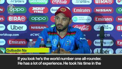 'Shakib Al-Hasan number one all-rounder' - Afghanistan captain Naib