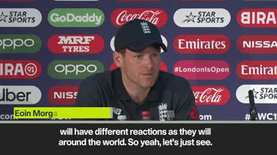 'England fans can boo Smith and Warner' - Morgan