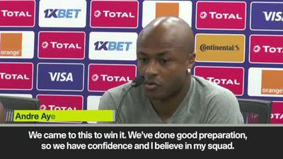 'Ghana is not dead, we came to win' - Ayew