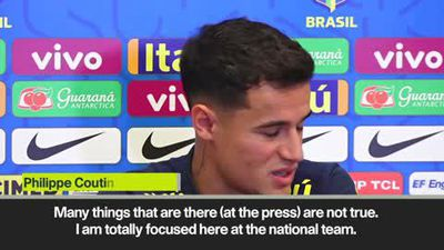 Coutinho dismisses Barcelona exit fears and welcomes Griezmann and Neymar speculation