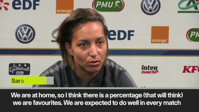 'It is complicated' insists Sarah Bouhaddi on the new World Cup rules