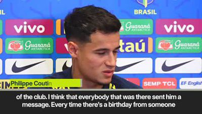 Neymar and Messi in Barcelona WhatsApp group discussed by Coutinho