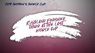 England Womens World Cup team profile
