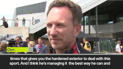 'He'll come out the other side' Horner on Red Bull's Gasly